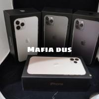 dus iPhone 11 pro max/11 pro tanpa acc(free imei no request)