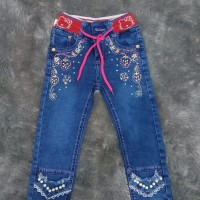 Celana Jeans Anak Perempuan Import PEARLY2