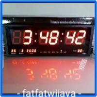 Jam Dinding Jam Digital LED JH-4819 JUMBO Angka Besar Jam Digital