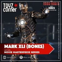 Hot Toys MMS-251 / MMS251 Mark XLI (Bones)
