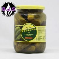 koeleman augurken/timun acar 750ml (grab-gojek)