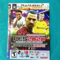 Kaset PS2 Bola PES 2020 Full Update TERBARU