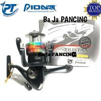 Reel PIONEER TRISTAN TR-5000i, Reel Pancing Spinning, Laut, One Way