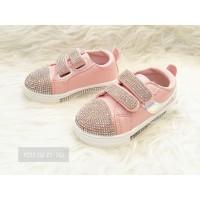 Sepatu anak import GLITTER PESTA MEWAH MURAH BAGUS Y222