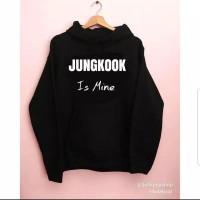 Hoodie Sweater BTS BT21 JUNGKOOK JIMIN JIN JHOPE RM SUGA TAEHYUNG IS