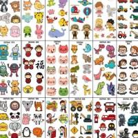 Edible Stamp Katalog 5 Stempel INSTANT Hiasan Makanan / Minuman