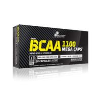 Olimp BCAA Mega Caps 120caps Amino Acids Vitamin B6 Recovery