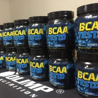 Olimp BCAA Testo 500gr 52 Serving Testosterone Booster Recovery Amino