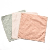 Bayar Di Tempat COD Coral Velvet Rag Super Absorbent Dish Cloth Hous