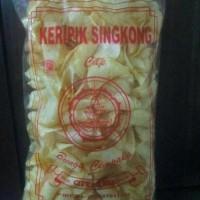 Obral HARGA PROMO TERMURAH!! Keripik Singkong Bunga Cempaka