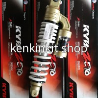 SALE SHOCKBREAKER TABUNG ALL MATIC 305 - KYB ZETO - SPRING ADJUSTER