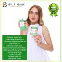Masker Wajah Korea Untuk Kulit Berminyak Spirulina Beauty Mask