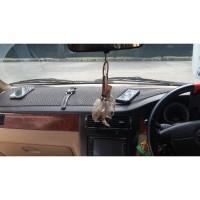 Dashmat Dashboard Mobil Anti Slip Model Jaring Ukuran Panjang