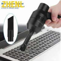Zhenl Vacuum Cleaner Mini Elektrik Portable USB untuk Keyboard PC Rum