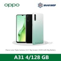 Oppo A31 Ram 4/128 GB - Garansi Resmi