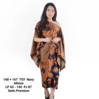 Kaftan Satin Premium / Setelan Satin Premium / Setelan Batik Wanita