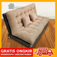 Kursi . Sofa bed Minimalis Platinum