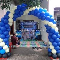 Dekorasi Balon Gate Ulang Tahun Jasa Bikin Balon