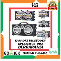 Javi Karaoke Bluetooth Speaker CB-003
