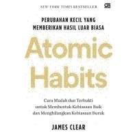 Buku Atomic Habits   James Clear (Pengembangan Diri) (Best Seller)