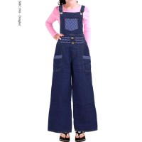 Overall Celana Jeans Anak Perempuan