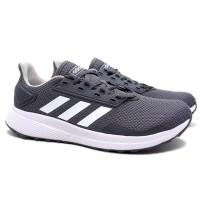 Sepatu Running Adidas Duramo 9 - Grey