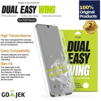Ringke Dual Easy Wing Samsung S20 Ultra S20 Plus S20 No Tempered Glass