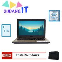 Laptop ASUS GEN-7 X441UA - Core i3-7020 - 4GB - 1TB - 14  - INTEL