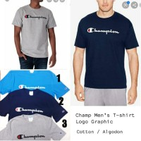 champ Men's T-shirt Logo Graphic