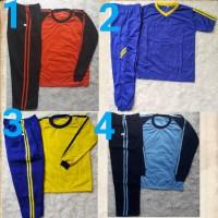 Stelan Baju Training Olahraga anak sekolah