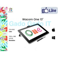 Drawing Tablet WACOM ONE DTC133WOC Wireless Pen Tablet Bluetooth