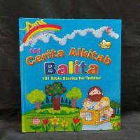 101 Cerita Alkitab Balita Indonesia - Inggris / Cerita Alkitab