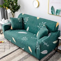 COVER SOFA SEATER Sarung SOFA stretch elastis - 2 SEATER