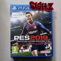 bd PS4 kaset game PES 2019 / PES 19 / PES2019