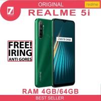 REALME 5I RAM 4 ROM 64 GARANSI RESMI REALME INDONESIA