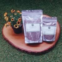 Organik Black Chia Seeds 250gr - Black