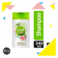 Sunsilk Hijab Recharge Shampoo Refresh & Anti Dandruff 340 ML