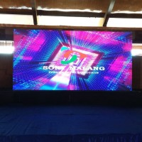Sewa P3.9 indoor LED VIDEOTRON 3x8 Meter