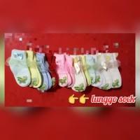 Kaos kaki renda/kaos kaki anak Tk dan sd