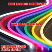 LAMPU NEON FLEX LED SUPER TERANG 50M SELANG FLEKSIBEL 50METER 50 METER
