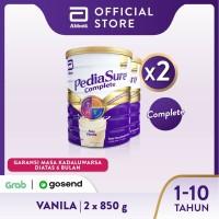 Pediasure Complete Vanila 850g (1-10 thn) Susu Pertumbuhan Anak - 2klg
