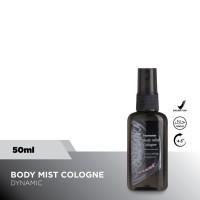 Casablanca Body Mist Dynamic (Grey, 50ml)