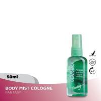 Casablanca Body Mist Fantasy (Light Green, 50ml)