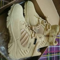 Sepatu Delta 6 Inch Tactical Army Boots   IMPORT