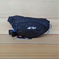 TAS PINGGANG REI 4227 VIPER BLACK BLUE - WAIST BAG REI
