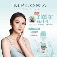 Implora Micellar Water 100 ml Deep Clean Make Up