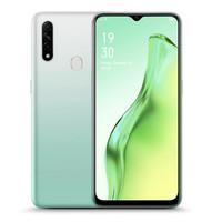 Oppo A31 2020 Smartphone - 4/128GB - Garansi Resmi - White
