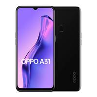 Oppo A31 2020 Smartphone - 4/128GB - Garansi Resmi - Black