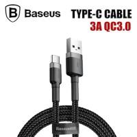 Baseus Cafule USB Type C Kabel Data Usb Tipe C 1 Meter Fast Charging