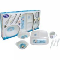 BABYSAFE FEEDING SET FS601 PIRING makan bayi Baby Safe FS 601